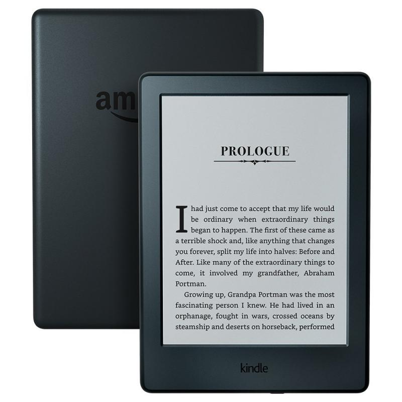 Amazon Kindle 8 ebook olvasó - fekete - gyártói