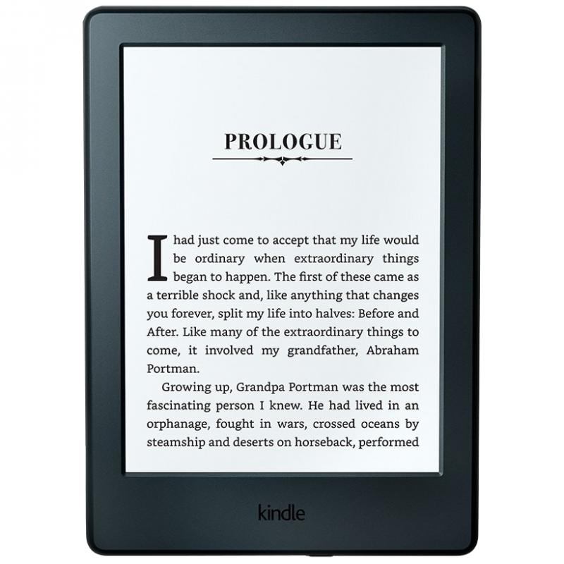 Amazon Kindle 8 ebook olvasó - fekete
