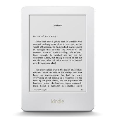 Amazon Kindle 8 ebook olvasó - fehér