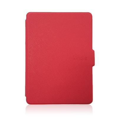 Amazon Kindle 8 mágneses slim tok - rózsaszín