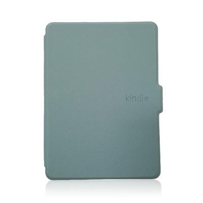 Amazon Kindle 8 mágneses slim tok - türkisz