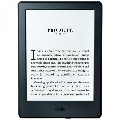 Amazon Kindle 8 ebook olvasó - reklámmentes - fekete