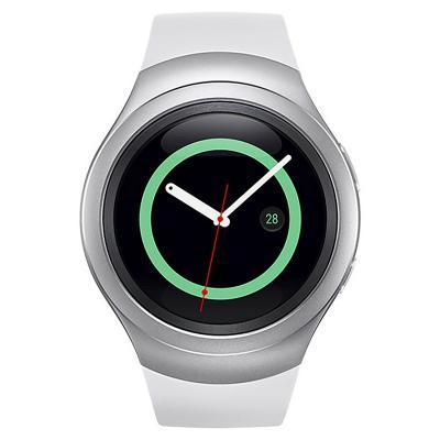 Samsung Galaxy Gear S2 - ezüst