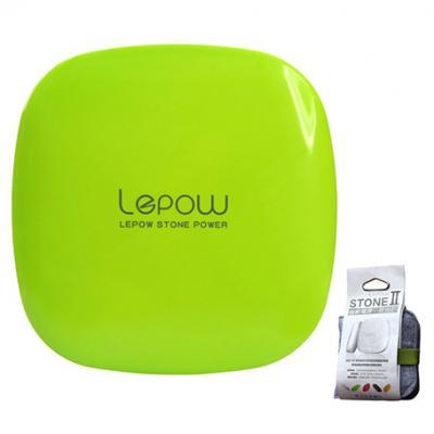 Lepow Moonstone 6000 mAh Hordozható Akkumulátor (Zöld)