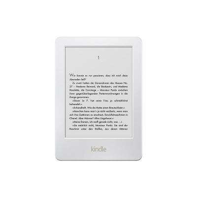 Amazon Kindle 6 ebook olvasó - fehér - gyártói újracsomagolt
