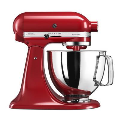 KitchenAid Artisan Robotgép, Piros KA5KSM125EER 4.83 Liter, 300W