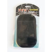Ragacsos telefon tartó autó műszerfalra (fekete)